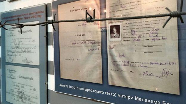 Museo judío en Brest