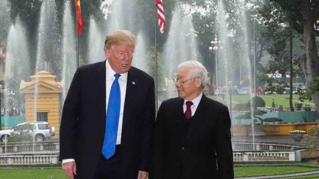 Việt Nam đang mở rộng quan hệ hợp tác với Mỹ