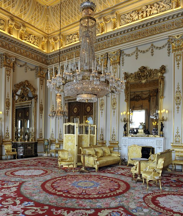 buckingham palace s rooms stuck in time bbc news rh bbc com