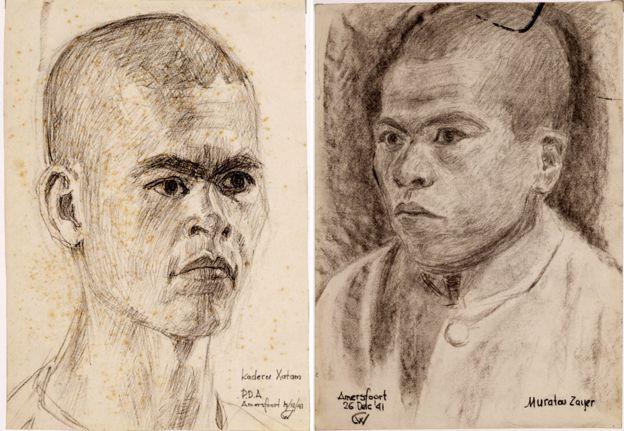 Хатам Кадыров и Заир Муратов