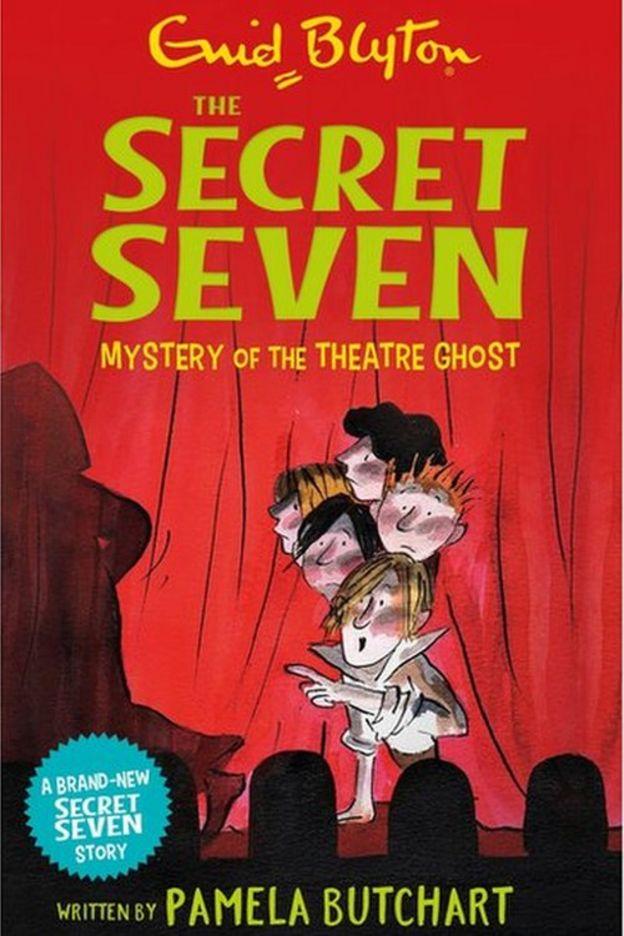 Pamela Butchart on her new Enid Blyton Secret Seven book