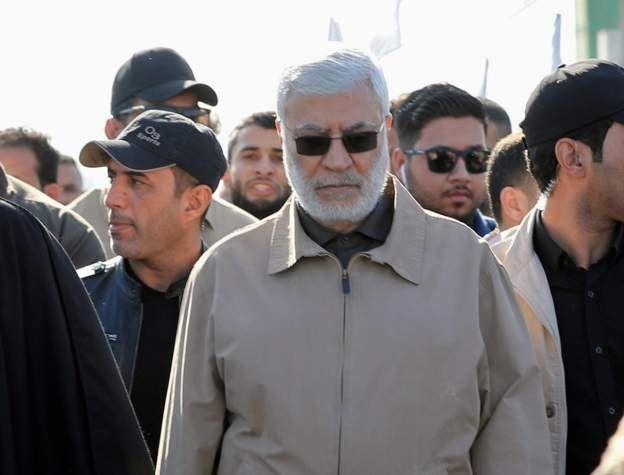 من هو أبو مهدي المهندس الذي قتل مع قاسم سليماني في بغداد؟