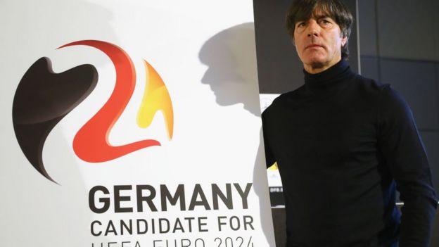 Almanya teknik direktörü Joachim Löw