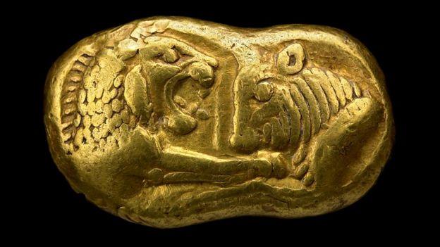 Moneda de Croesus