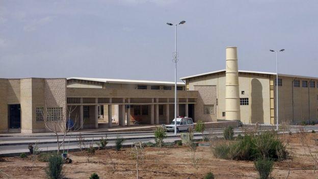 Natanz facility (file picture)