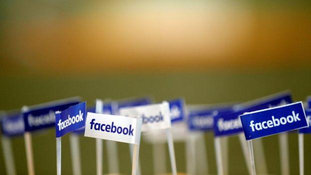 Banderas de Facebook