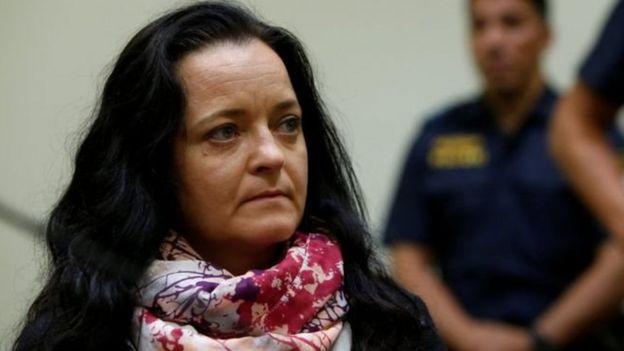 بئاته چهپه به اتهام قتل ده نفر از جمله هشت ترک و یک یونانی و یک پلیس زن آلمانی در حد فاصل سالهای ۲۰۰۰ تا ۲۰۰۷ محاکمه شد