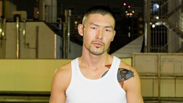 Miembro de la yakuza