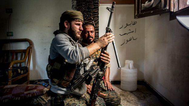 Rakka ve Deyrezzor'da YPG varlığı devam ediyor