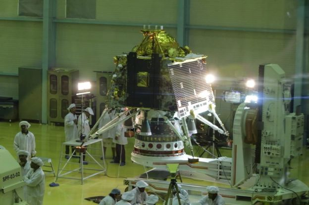 Rover of Chandrayaan-2