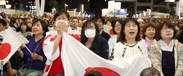 Japn fans
