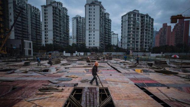 Çin inşaat