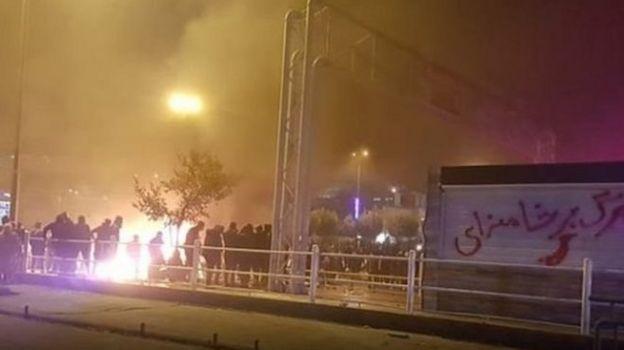 اعتراضات آبان ماه که با بستن اینترنت در ایران همراه بود برای حکومت تبعات سیاسی زیادی داشت