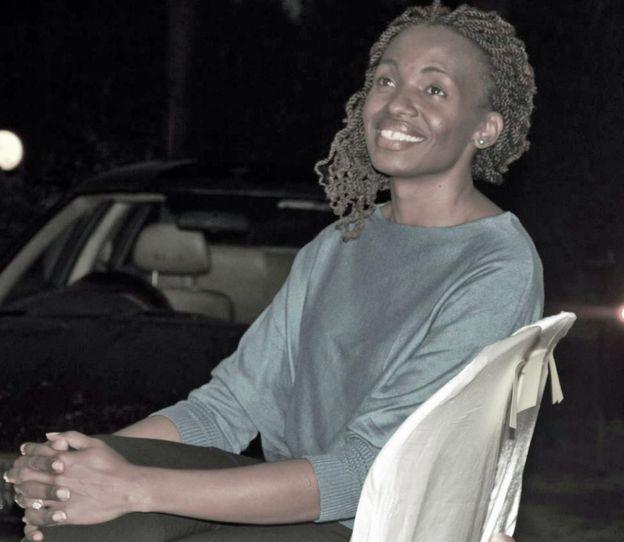 Siku chache baadaye, wakati nilipoanza kupata fahamu niliweza kumuangalia katika macho yake.