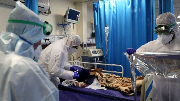 بیمارستان ایران