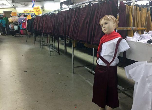 Uniformes escolares cubanos en Ñooo Qué Barato