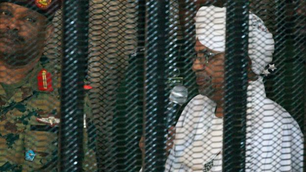 Soedanese oud-president Omar al-Bashir