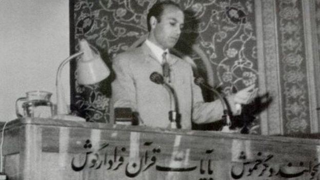 سخنرانی علی شریعتی در حسینیه ارشاد