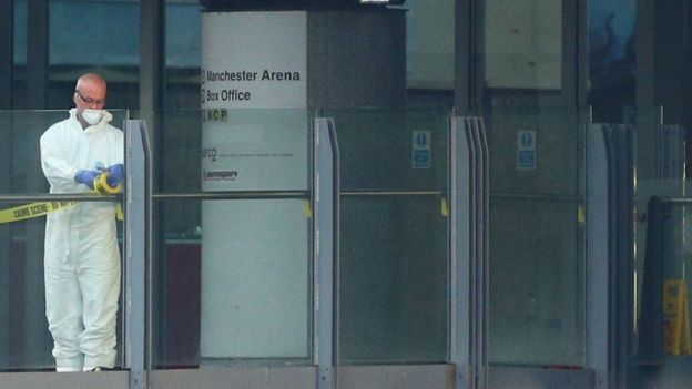 Atentado de Manchester: detuvieron a un joven de 23 años
