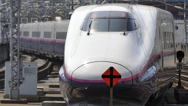 数十秒の誤差で…時間に厳格な日本