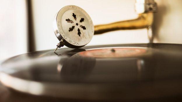 Brazo de fonógrafo