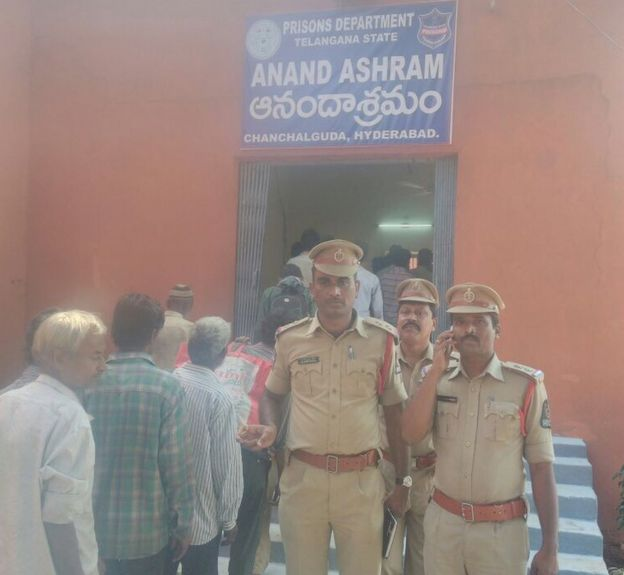 Hyderabad prison