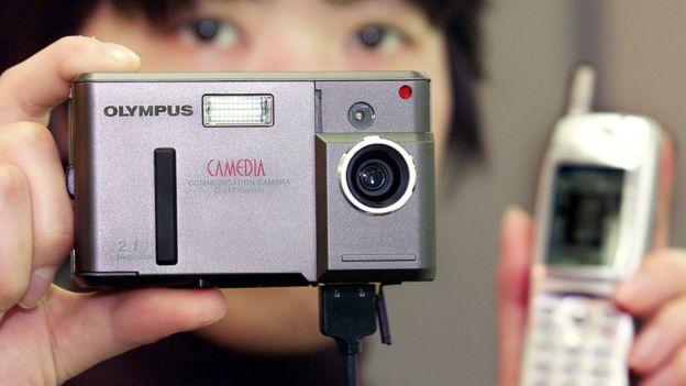 كاميرا أوليمبوس