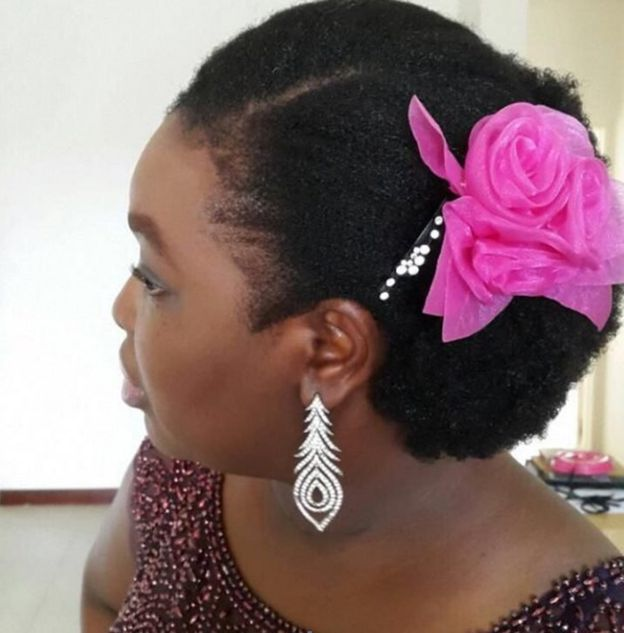 Why Ghanas Natural Hair Fashion Is Bad For Business Bbc News