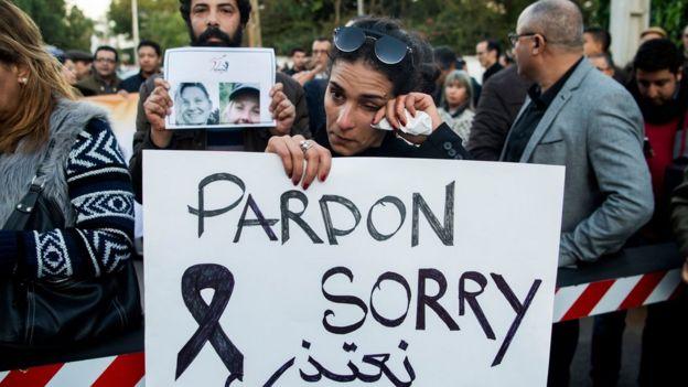 Morocco tourist murders: Swiss-Spanish national arrested - BBC News