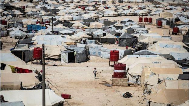 Al-Hol giữ 70.000 người