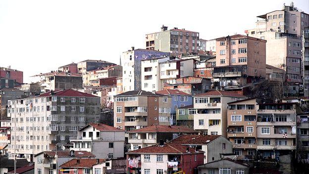 بازار مسکن در ترکیه در چند سال اخیر راکد بوده است