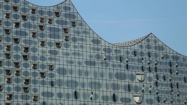 El Elbphilharmonie