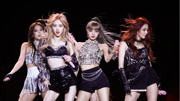 El grupo de K-pop Blackpink