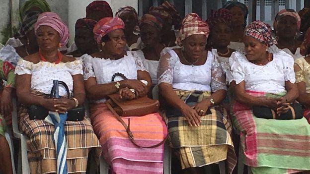Port Harcourt woman