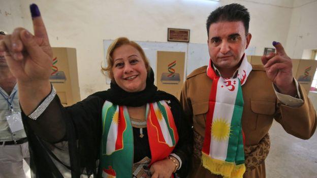 KUZEY IRAK REFERANDUM