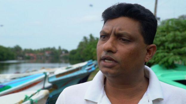 Ngư dân Aruna Roshantha