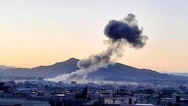 انفجار امروز در غزنی