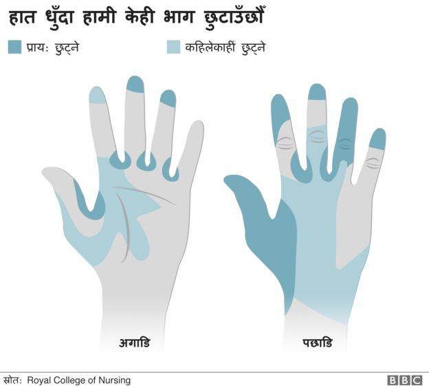 हात धुने तरिका