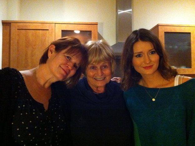 Lisa, Eiry a Lowri Palfrey