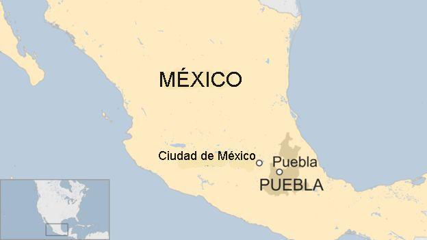 Mapa de México