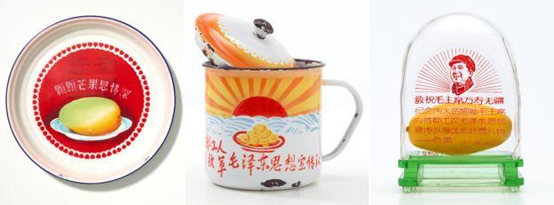 Items with mango illustrations