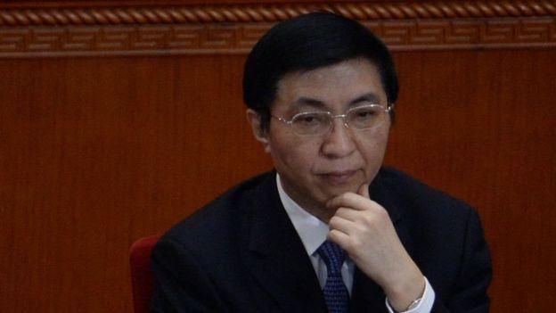 China, leader