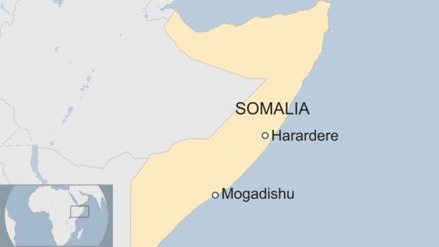Al Shabab in Somalia: US air strike 'kills 60 militants'   BBC News