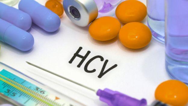 Medicamentos contra hepatite C