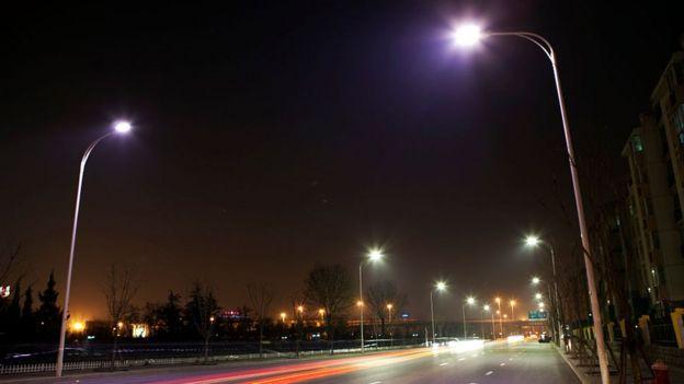 Fake Moon Could China Really Light Up The Night Sky Bbc News