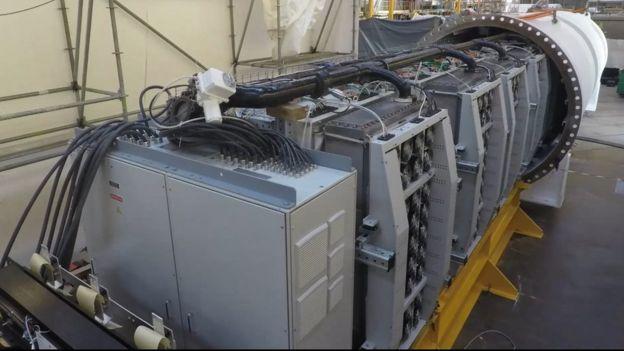 Microsoft underwater servers
