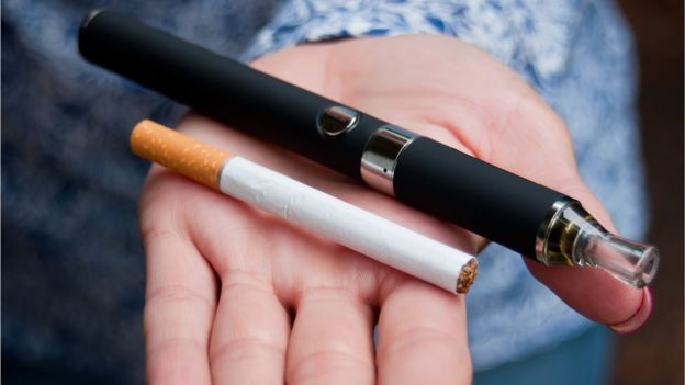 How likely is your e-cigarette to explode? - BBC News
