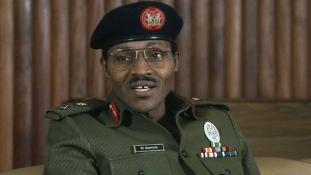 Image result for Major General Buhari