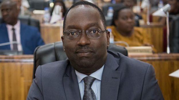 Dr Ngamije Daniel, Minisitiri w'ubuzima w'u Rwanda, avuga ko igihugu cyiteguye