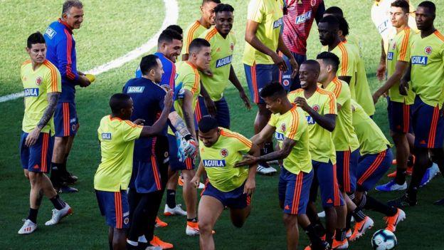 کیروش در ۷ مسابقه دوستانه و رسمی به عنوان مربی کلمبیا ۶ بار برنده شده است